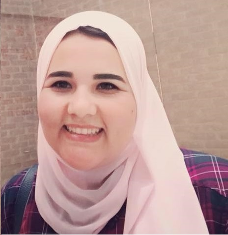 Mayssa Hashad- International Affairs Committee Chair